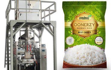 empaquetadora automática del arroz 1kg-5kg