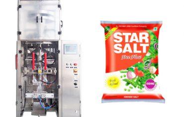 Máquina automática de envasado de sal de 1kg.