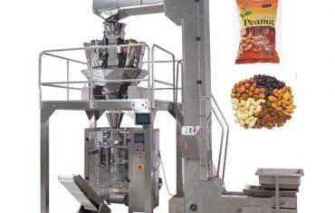 Empaquetadora automática de los cacahuetes de las nueces de la haba del bolso