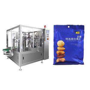 Máquina de envasado de sellado de llenado automático para polvo sólido o sólido