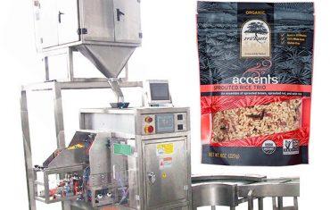 bolsa de café en polvo dado máquina de embalaje
