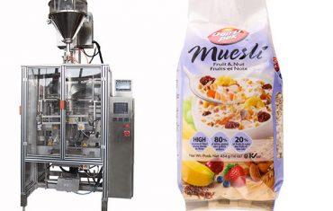 Máquina automática de envasado de alimentos en polvo