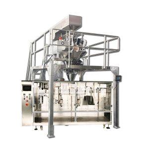 Empaquetadora granular prefabricada horizontal automática