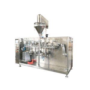 Máquina de envasado en polvo prefabricada horizontal automática
