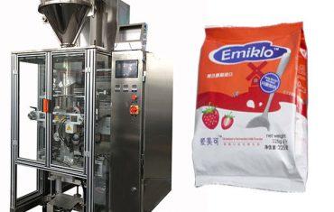 máquina automática de envasado en polvo