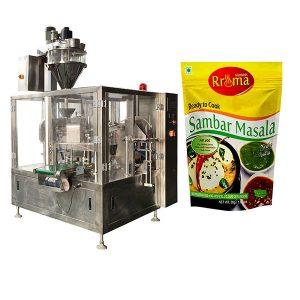 Máquina de envasado de chiles en polvo