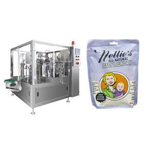 Máquina de envasado de alimentos de embalaje de chips