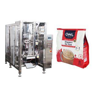 Válvula de desgasificación automática de café en polvo máquina de embalaje