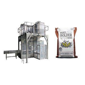 Máquinas de envasado y empaquetado de alimentos