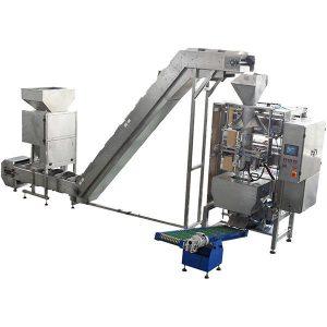Máquina de envasado al vacío de granulados