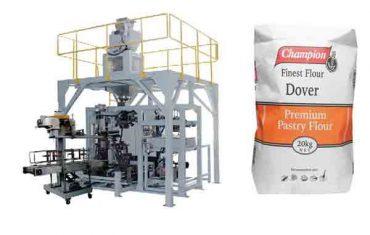 Empaquetadora automática para máquina de envasado de harina de 20kg.