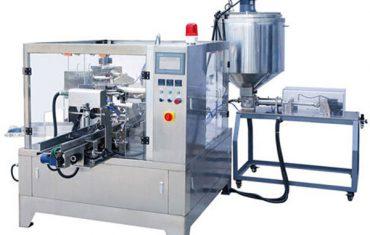 Máquina de embalaje de pasta y pasta premade