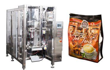 máquina de envasado quff seal bag vffs