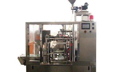 sello de relleno rotativo con relleno de pistón para líquido y pasta