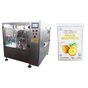 Máquina de embalaje rotativa