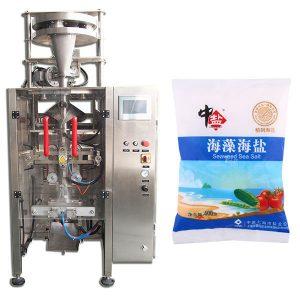 Máquina de envasado de sal