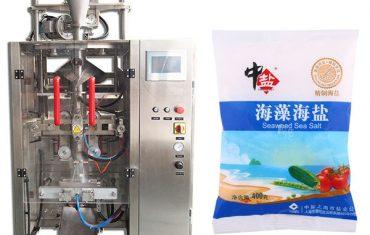 0.5 kg-2 kg sal máquina de embalaje