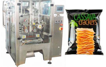 Máquina de embalaje vertical de forma y sellado