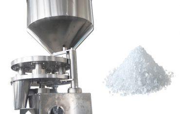 Máquina dosificadora volumétrica de dosificación para alimentos, dosificador