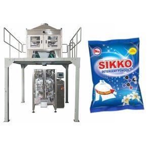 Máquina de envasado de detergente en polvo