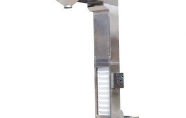 elevador de cangilones de tipo z