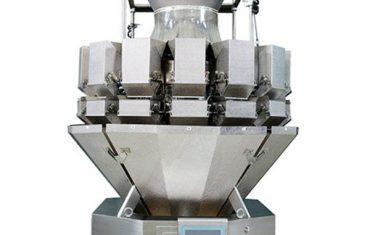 Zm14d50 máquina de embalaje de pesaje de cabezales múltiples para la venta