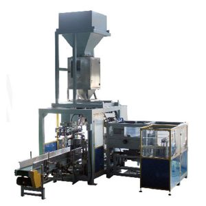 Máquina de envasado de alimentación de bolsas de automatización ZTCK-25