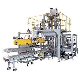 Unidad de empaquetadora de polvo pesado automático ZTCP-50P