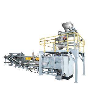 Empaquetadora tejida automática del bolso de ZTCP-50P para el polvo