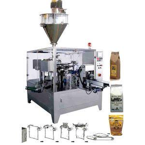 Maquinaria de envasado en polvo automática completa